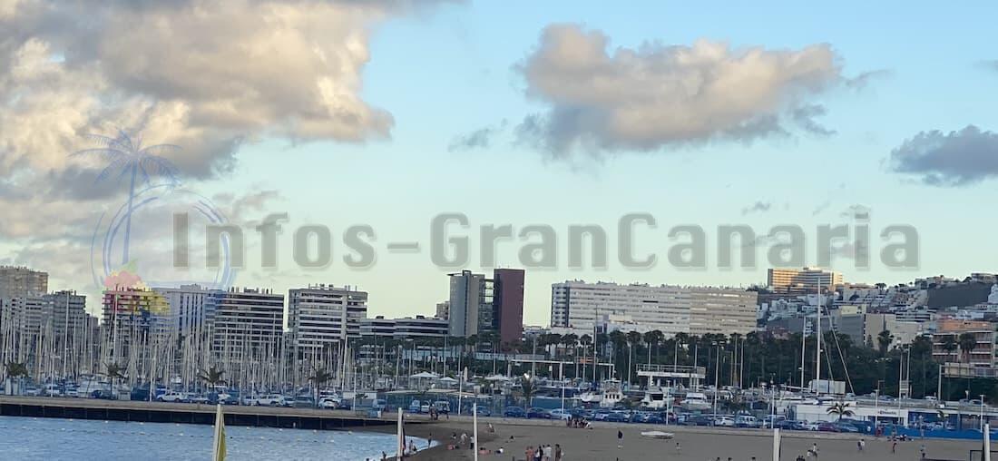 Yachthafen Las Palmas