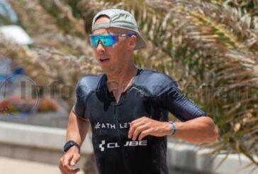 Der Deutsche Andi Böcherer gewinnt Ironman auf Lanzarote