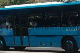 Ab Montag komplettes Nachtfahrverbot für Busse von GLOBAL