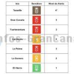 Corona-Ampel Kanaren aktuell: Keine Änderungen in dieser Woche, aber ein Urteil…