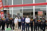 Burger King hat in Santa Maria de Guía erstes Restaurant im Norden der Insel eröffnet