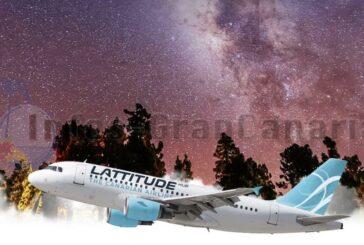 Ticketverkauf der neuen kanarischen Fluggesellschaft Lattitude Hub begonnen!