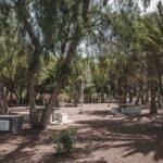 Park Huertas del Rey in Gáldar saniert und wieder zugänglich