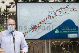 Las Palmas plant eine eigene 5 Kilometer lange