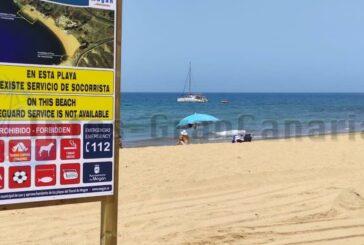 Der Strand von Tauro in Mogán darf ab morgen wieder genutzt werden!