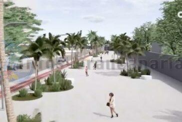Projekt für Promenade zwischen Alcaravaneras und Santa Catalina vorgestellt (inkl. Video)