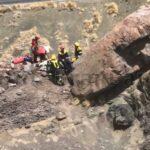 VIDEO – Wanderer drohte in Agaete in eine Schlucht zu stürzen – Gerettet!