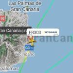 Ryanair-Flug von Gran Canaria nach Köln musste umkehren