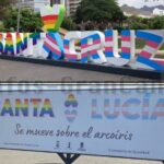 Santa Lucia de Tirajana entschuldigt sich bei Santa Cruz für das LGBTI-Logo 🏳️🌈🏳️⚧️