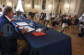 Literarisches Kabinett unterstützt touristische Nutzung des Hafens Santa Águeda