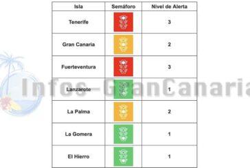 Corona-Ampel Kanaren: Einige Änderungen - Neue Regeln in Planung