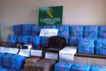 Schlag gegen Drogenhandel: Über 30 Tonnen Drogen und 16,5 MIO € Bargeld beschlagnahmt