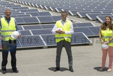 Hiperdino nimmt eine die größten Solaranlagen für den Eigenverbrauch auf den Kanaren in Betrieb