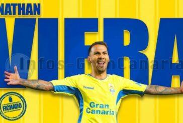Heimkehrer - Jonathan Viera wieder fest bei UD Las Palmas unter Vertrag