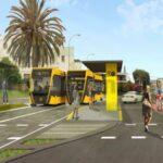 21,5 Millionen Euro für Metro GuaGua-Station unter dem Park Santa Catalina