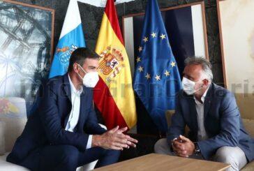 Treffen von Sánchez mit Torres auf Lanzarote - Europäische Tourismus-Agentur mit Sitz auf den Kanaren?