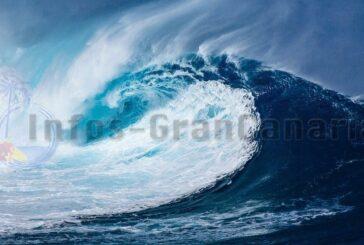 Geschichte: Mega-Tsunamis mit fast 300 Meter Wellen auf den Kanaren & Gran Canaria