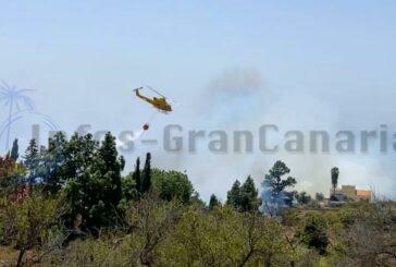 Schwerer Waldbrand auf La Palma noch außer Kontrolle