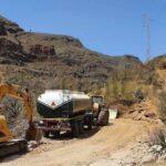 Illegale Straßenarbeiten in Guayadeque-Tal?