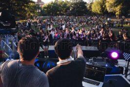 DJs auf Gran Canaria machen mobil gegen kanarische Regierung
