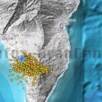 Seismische Aktivität aus La Palma intensiviert sich – Vulkan-Warnstufe GELB bleibt erhalten