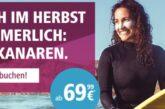 Mit Eurowings ab 69,99 € nach Gran Canaria