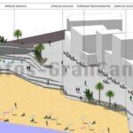 Facelifting für den Strand Melenara von rund 2 Millionen Euro im Gange