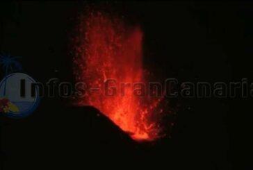 Vulkanausbruch auf den Kanaren? Zunächst stärkere Erdbeben