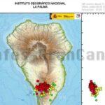GELBE Vulkan-Warnstufe für La Palma – KEIN Risiko für Bevölkerung