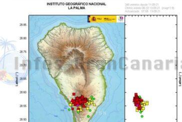 GELBE Vulkan-Warnstufe für La Palma - KEIN Risiko für Bevölkerung