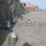 Strände in Arucas: Bald Rauchverbot und Verbot von Wasserkanistern?