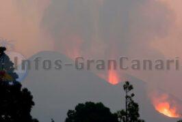 TICKER: Vulkanausbruch 🌋 auf La Palma - Weiterhin aktiver Ausbruch (alt)