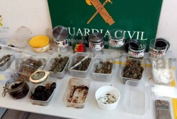 Drogendealer in Vecindario festgenommen