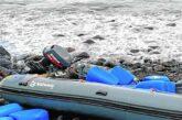 Schlauchboot mit 1.800 Kilo Haschisch abgefangen