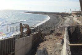 Anpassung des Bauprojektes in Pozo Izquierdo