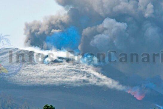 Vulkanaktivität am 2 Oktober 21