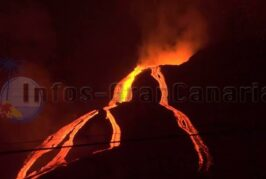 1 Monat Vulkanausbruch auf La Palma - Die Zahlen dazu